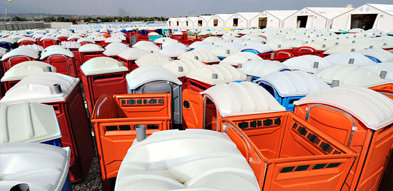 Champion Portable Toilets in Castle Rock,  CO